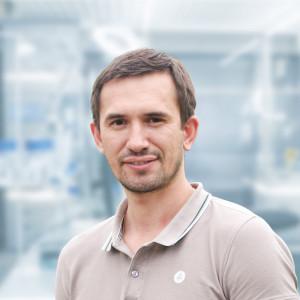 Dr. Mykhailo Vorokhta