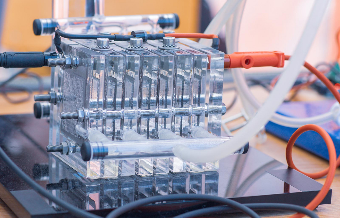 """Pre-application research grant for our project """"Fuel Cells with Low Platinum Content"""" awarded"""